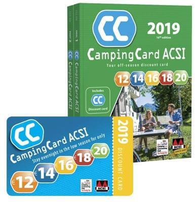 Le guide ACSI 2019 est arrivé en concession au prix de 17.95 € !