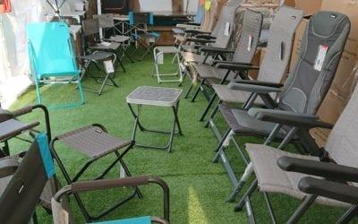 La nouvelle collection de mobilier extérieur est disponible chez ALD !