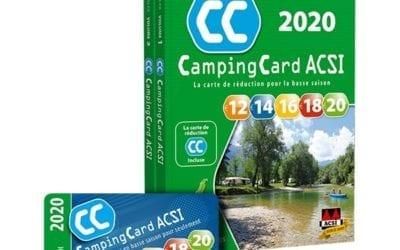 Les guides ACSI 2020 sont arrivés en concession !