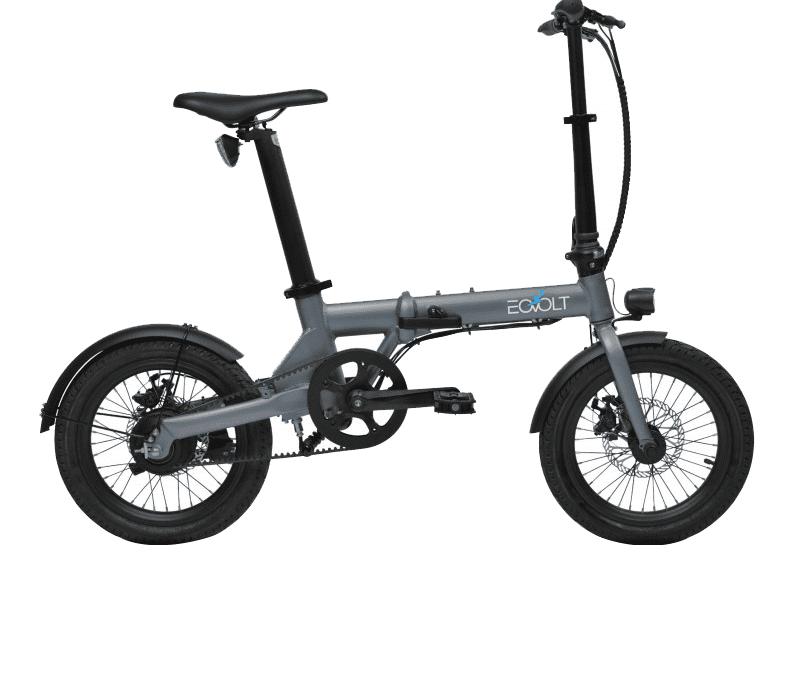 Découvrez les nouveaux vélos électriques pliables EOVOLT