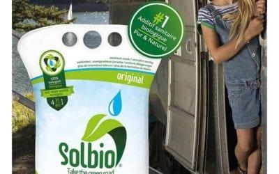 Nouveauté : SOLBIO l'additif sanitaire naturel n°1
